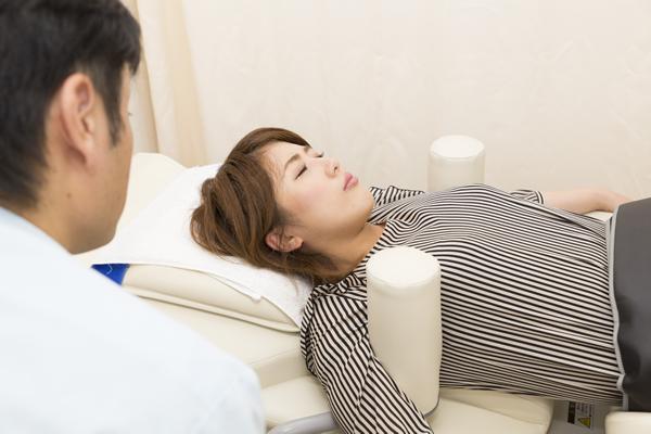 腰部・頸部牽引治療
